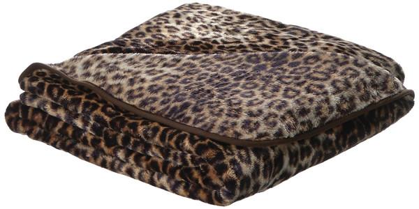 Gözze Kuscheldecke Cashmere-Feeling Leopard