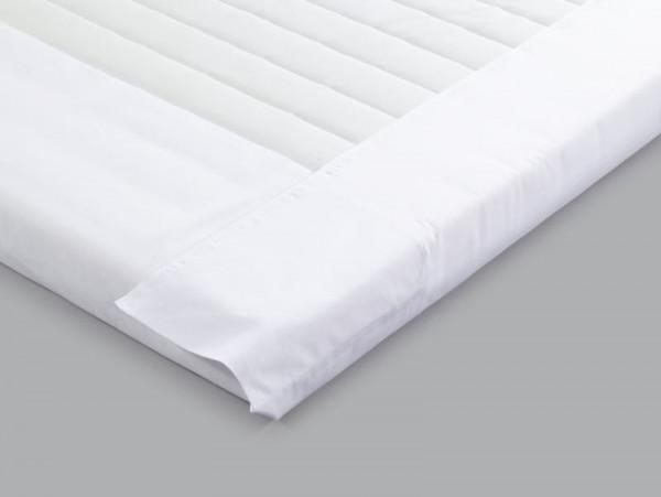 Bettlaken Baumwolle glatt