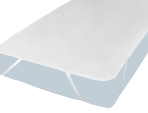 PFLEGE-POINT® Matratzenauflage Molton PU