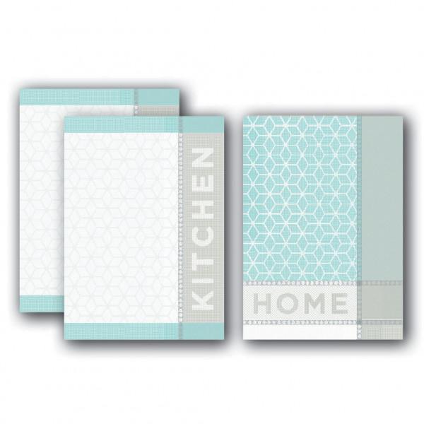 Geschirrtuch 3er-Set Home/Kitchen