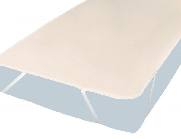PFLEGE-POINT® Matratzenauflage Molton