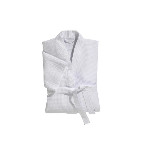 Bademantel Waffelpiqué Kimono