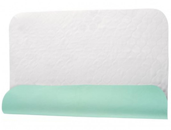 PFLEGE-POINT® Inkontinenz Betteinlage grün 75 x 85 cm